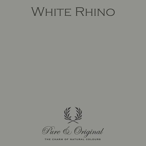 White Rhino Lacquer