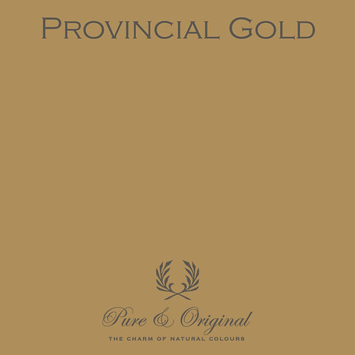 Provincial Gold Lacquer
