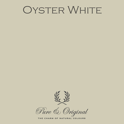 Oyster White Lacquer