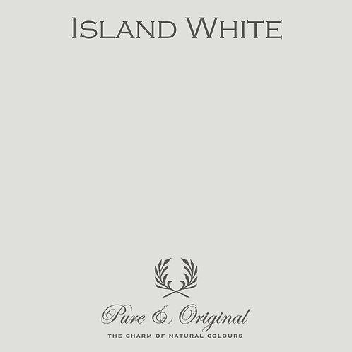 Island White Lacquer