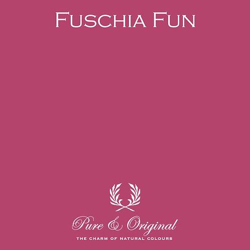 Fuchsia Fun Carazzo
