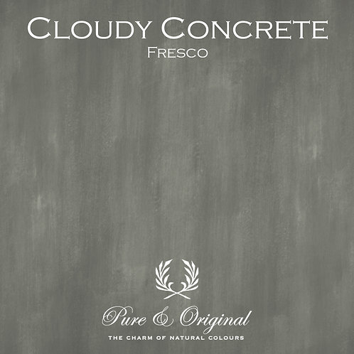Cloudy Concrete
