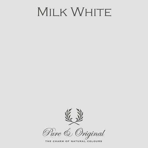 Milk White Carazzo