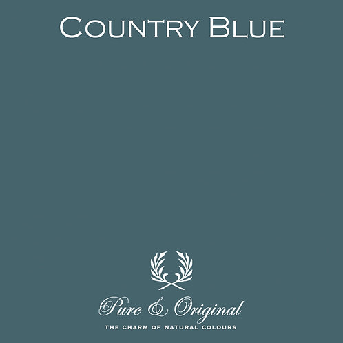 Country Blue Lacquer