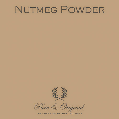 Nutmeg Powder Lacquer