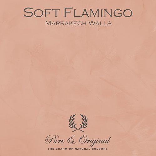 Soft Flamingo