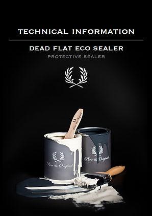 Technical Information Dead Flat Eco Sealer