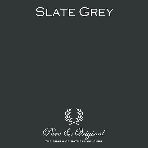 Slate Grey Lacquer