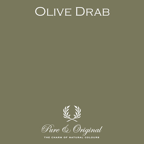 Olive Drab Carazzo