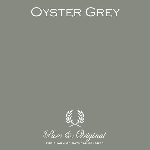 Oyster Grey Lacquer