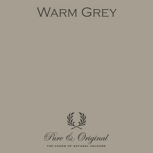 Warm Grey Lacquer