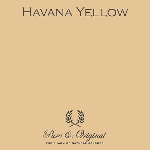 Havana Yellow Lacquer