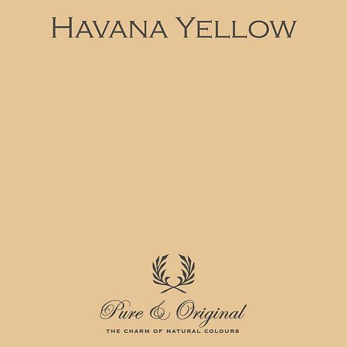 Havana Yellow Carazzo