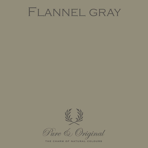 Flannel Gray
