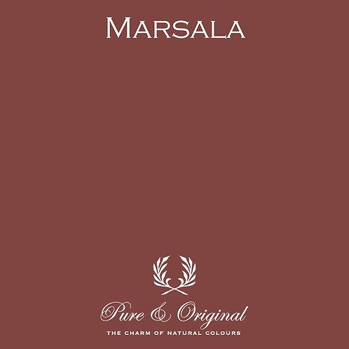 Marsala Lacquer
