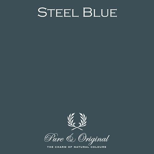 Steel Blue Carazzo