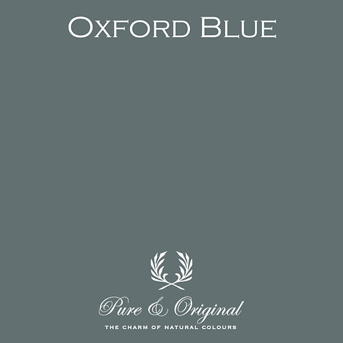 Oxford Blue Lacquer