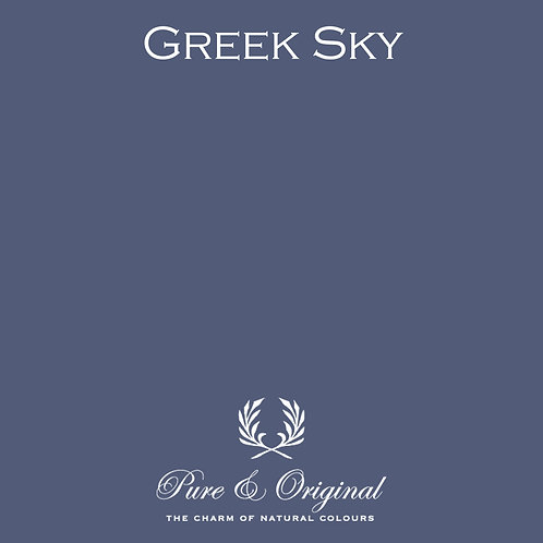 Greek Sky Lacquer