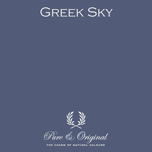 Greek Sky Carazzo