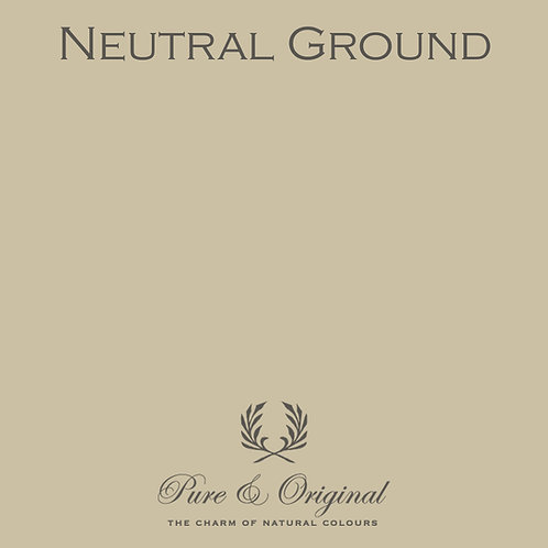 Neutral Ground Lacquer