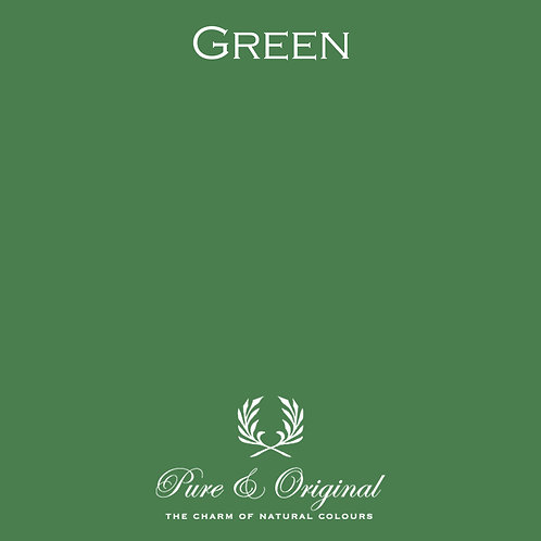 Green Lacquer