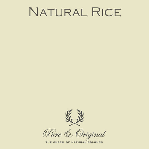 Natural Rice Lacquer