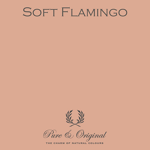 Soft Flamingo Lacquer