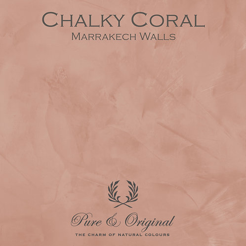 Chalky Coral