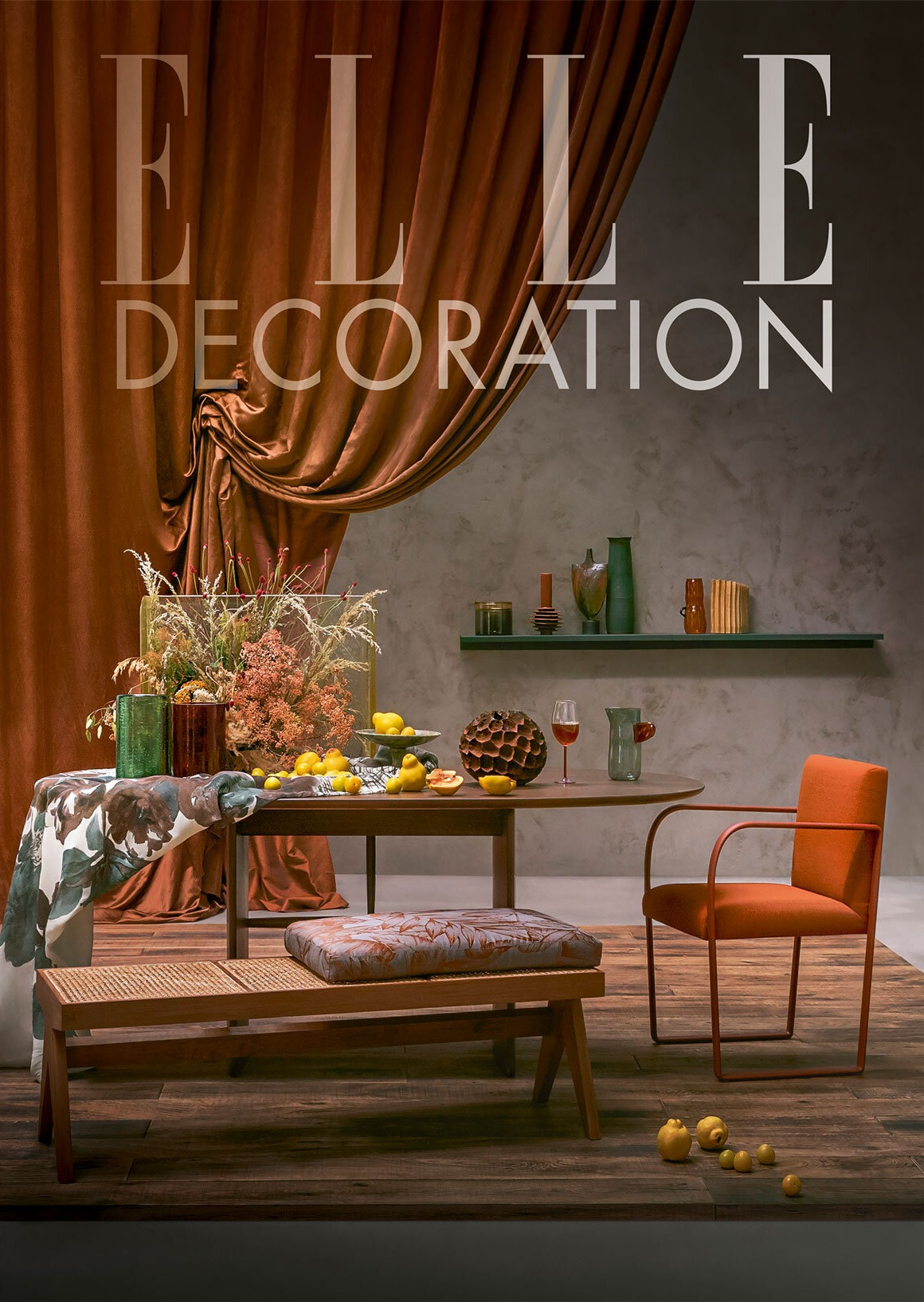 Elle Decoration / Alex Kristal / Beppe Brancato