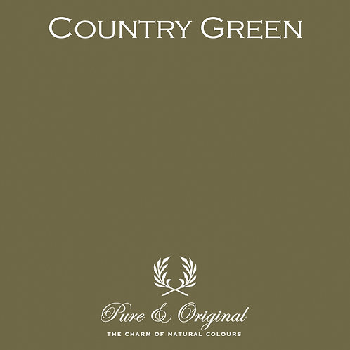 Country Green Lacquer