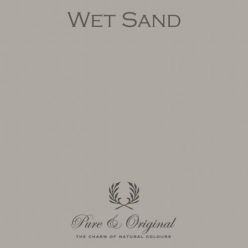 Wet Sand Lacquer