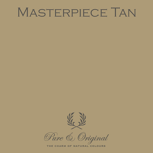 Masterpiece Tan