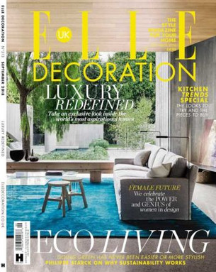 ELLE DECORATION UK September 2018
