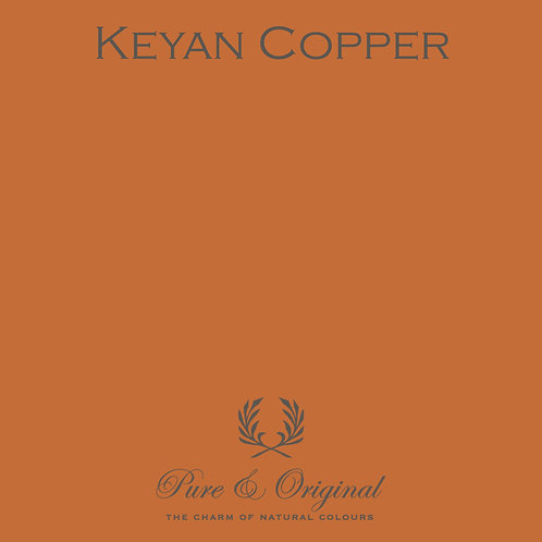 Kenyan Copper Lacquer