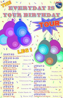 summer tour 17 leg 1