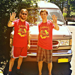 brian and donny solstice shirts