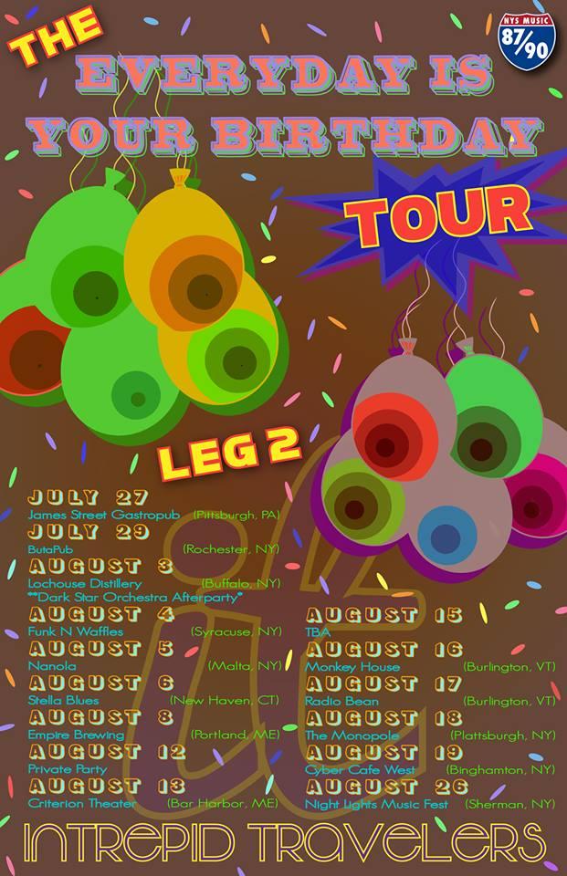 summer tour 17