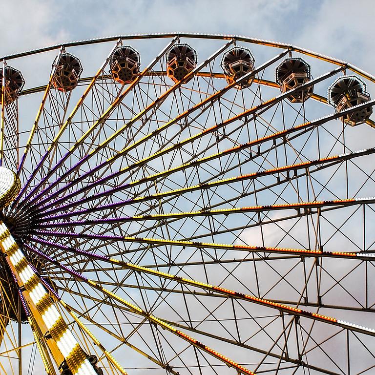 Trip Tuesday - M&D's Theme Park