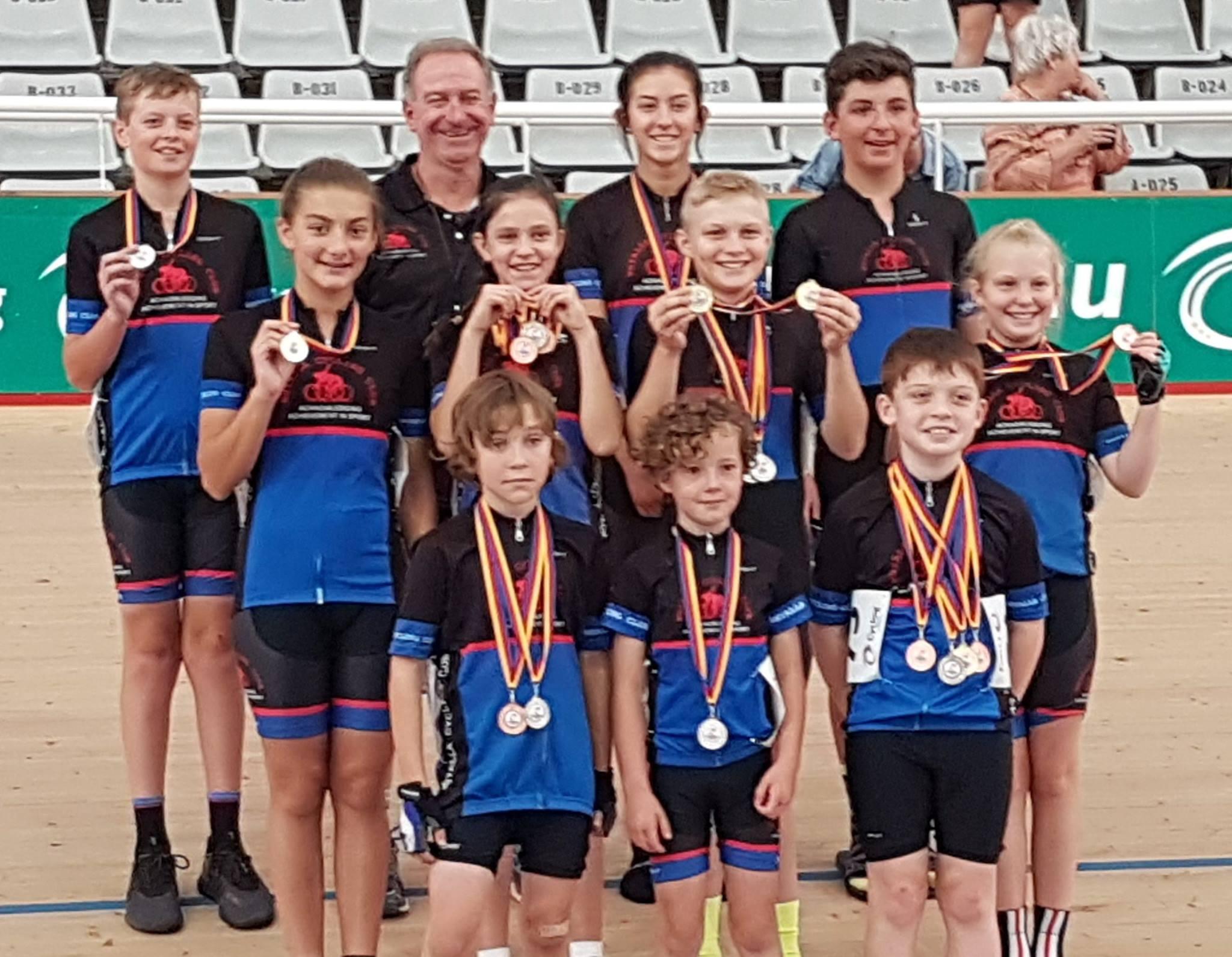 2017 State Junior Track Championship