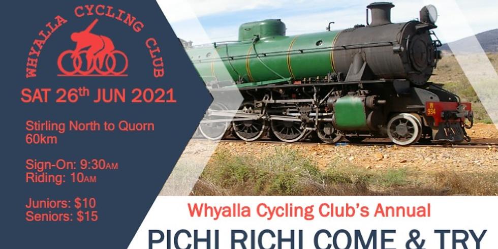 Pichi Richi (Come and Try)