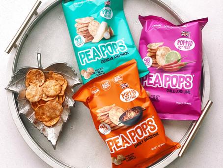 PeaPops: Trendsetters of quarantine snacking