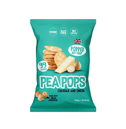 Cheddar and Onion Snack Bag 23g