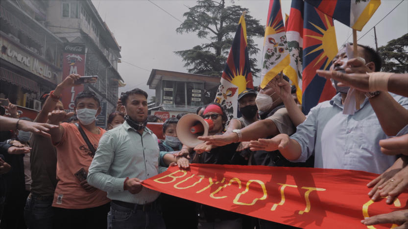 A Tibetan Activist's Fight For Freedom_C