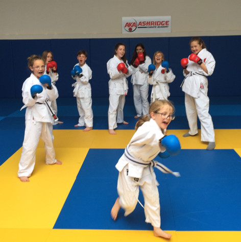 Kids Kumite 2016
