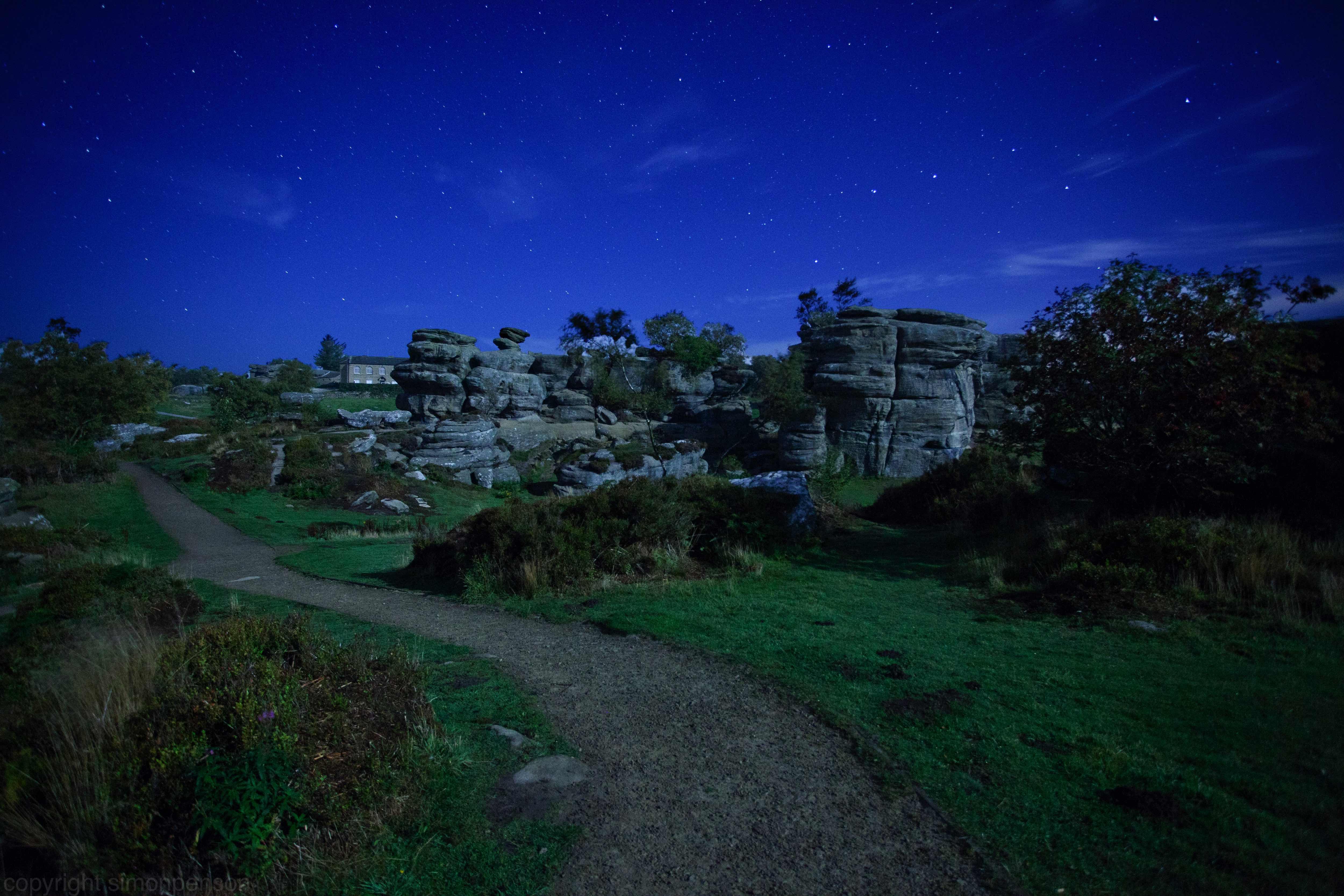 Brimham Rocks 1