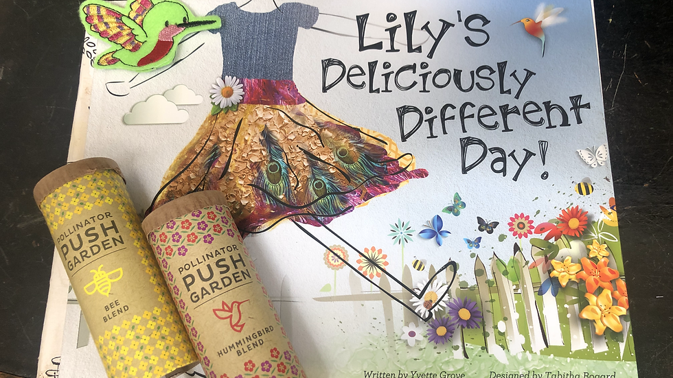 Lily's Deliciously Different World Gift Set