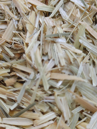 Organic Oatstraw cut/sifted