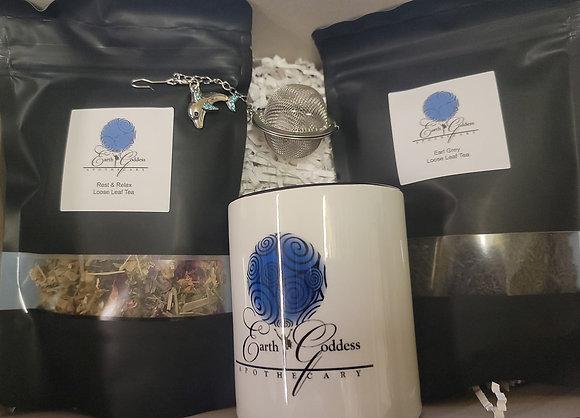GOURMET LOOSE LEAF TEA  LOVER BOX