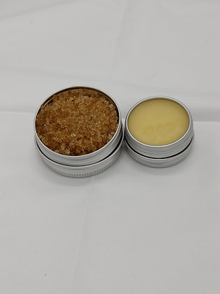 Lip Set- Scrub/Balm