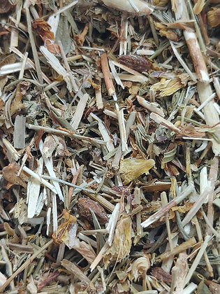 Organic St. Johns Wort Herb cut/sifted